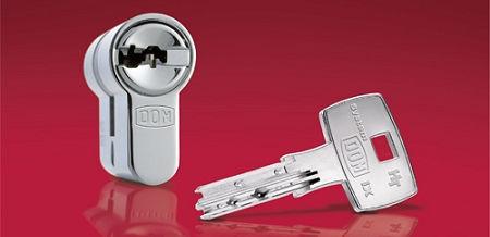 cerradura llave